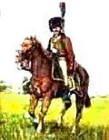 la remonte de la cavalerie sous l'empire Chasseur