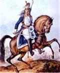 la remonte de la cavalerie sous l'empire Cuirassier1
