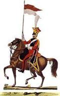 la remonte de la cavalerie sous l'empire Lancier2